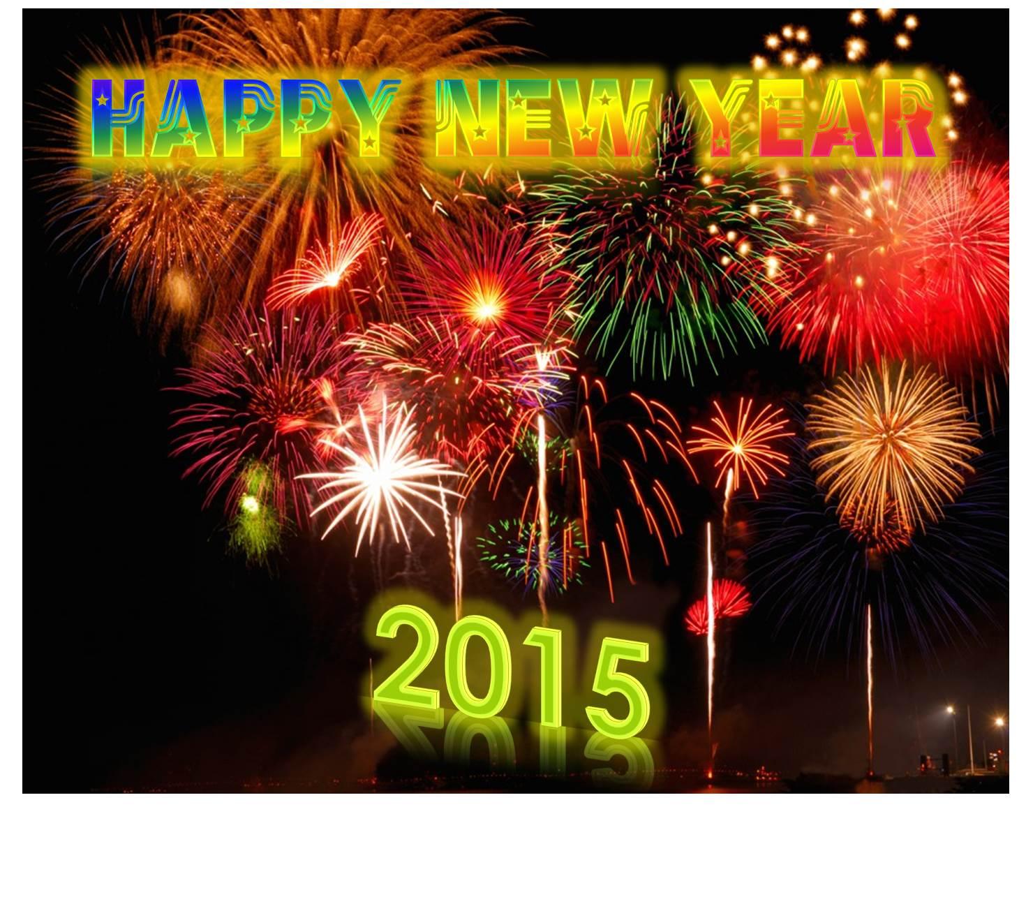 Neues Jahr 2015