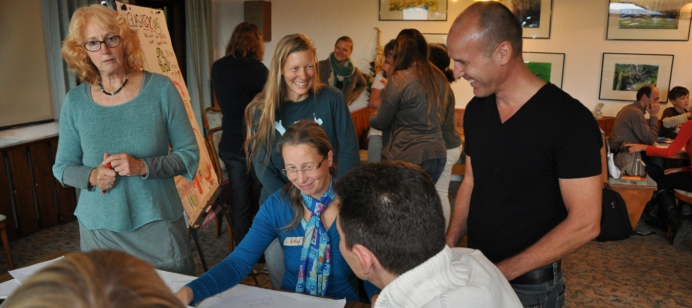 Alternative Lernmethoden, natürlich lernen, anders lernen, Gruppenarbeit, Teamarbeit, Gruppenprozess