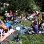 Sonja Watt, Rohkostcamp, Sommercamp, Rohkost-Gemeinschaftscamp